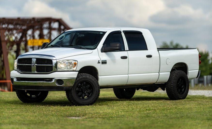 **SOLD** 2007 Dodge RAM 2500 Megacab – Stock # 843685