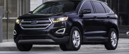 Test Drive with Integrity: 2015 Ford Edge SEL