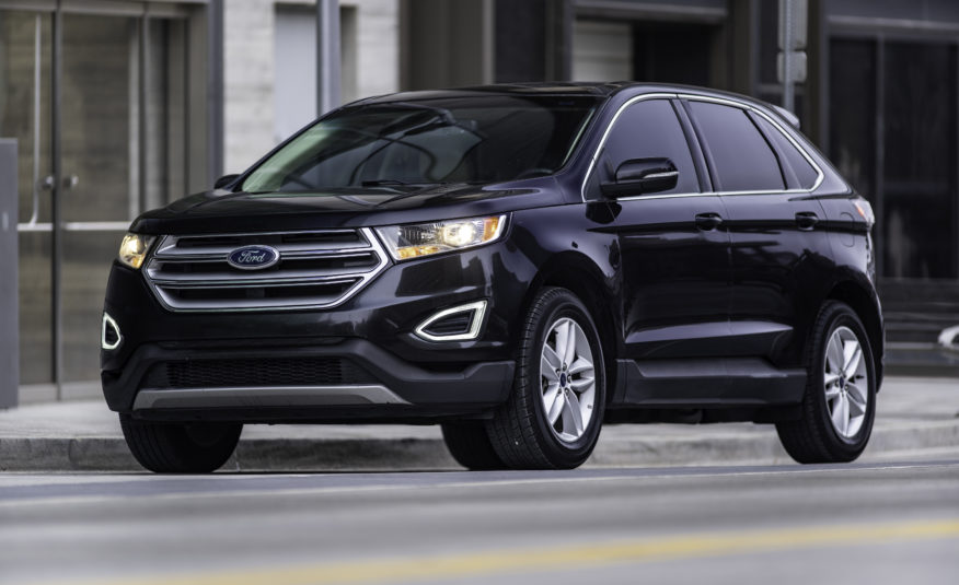 2015 Ford Edge SEL EcoBoost- Stock # B03336