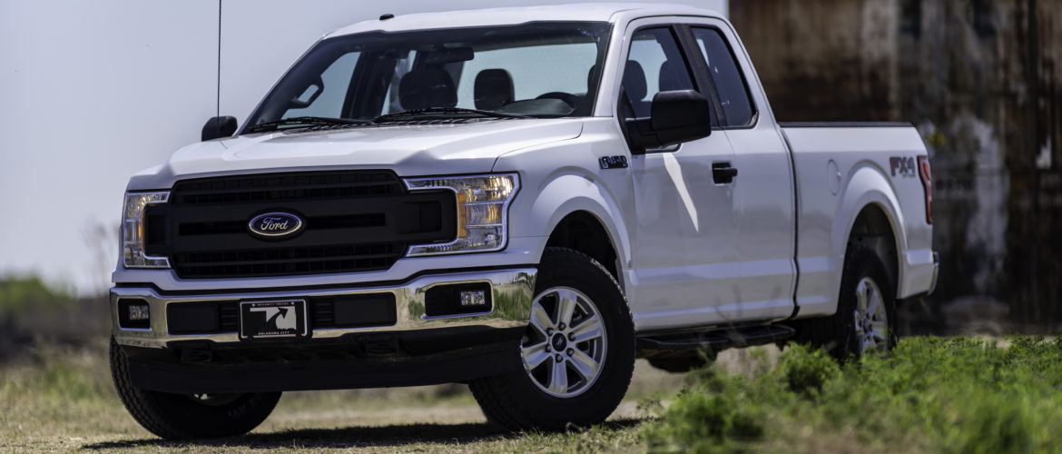 Test Drive with Integrity: 2018 Ford F-150 XL