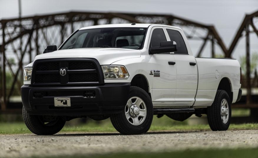 2017 RAM 3500 Tradesman 4WD **6.7L Cummins Diesel** – Stock # 599593
