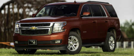Test Drive with Integrity: 2015 Chevy Tahoe LT