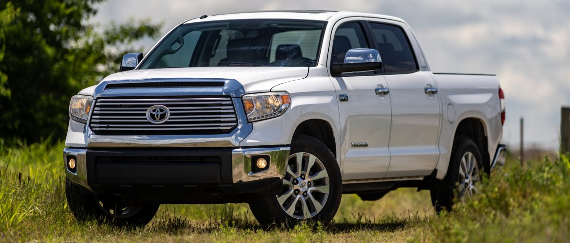 Test Drive with Integrity: 2014 Toyota Tundra Limited