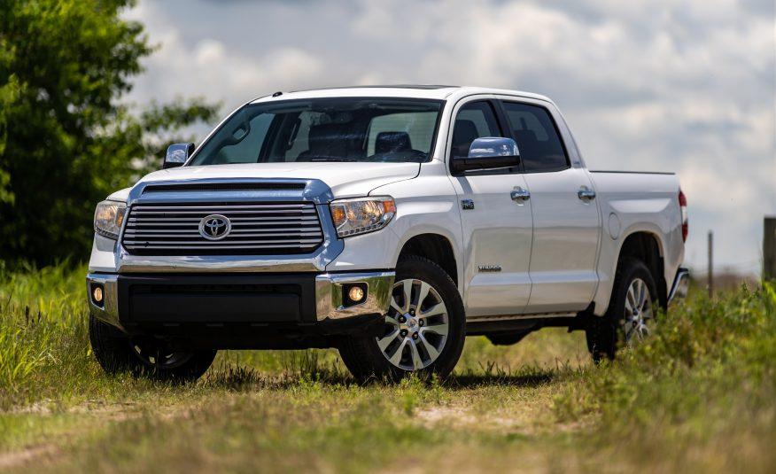 2014 Toyota Tundra 4WD Limited – Stock # 335207