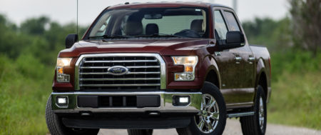 Test Drive with Integrity: 2015 Ford F-150 XLT