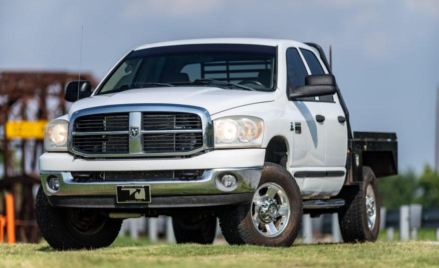 2007 Dodge Ram 2500 SLT 4WD – Stock # 832882