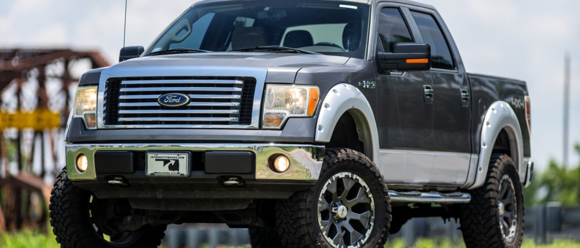 Test Drive with Integrity: 2010 Ford F-150 XLT