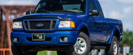 Test Drive with Integrity: 2004 Ford Ranger Edge