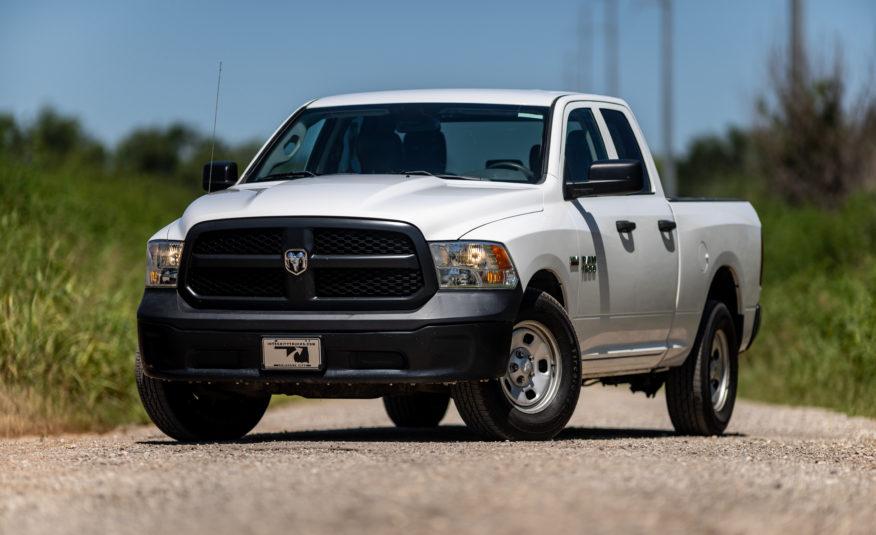 2018 RAM 1500 ST **5.7L V8 HEMI** – Stock # 239639