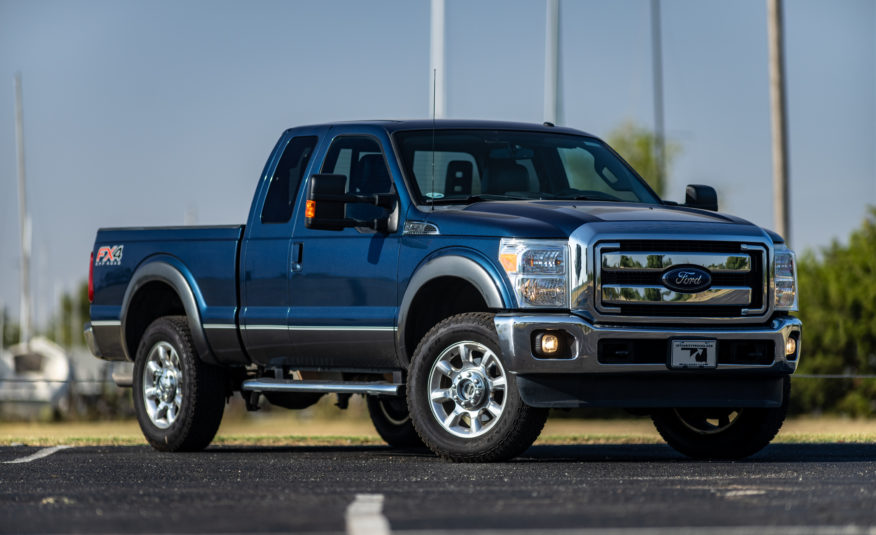 **SOLD** 2015 Ford F-250 Lariat 4WD **6.2L Boss V8**- Stock # A32875